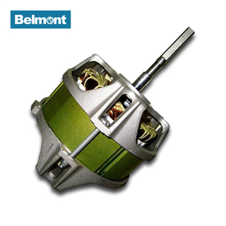 BAM124-4 series 120v ~ 230v Single Phase Asynchronous Blender Electric AC Motor For Kitchen Appliance