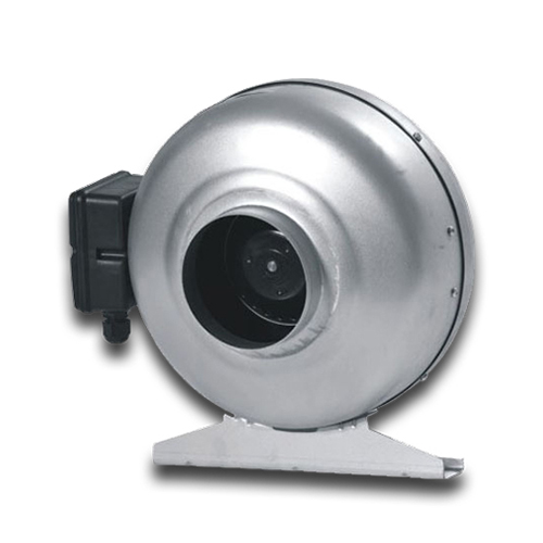 230 V 50 Hz 70 W 2400 Rpm Backward Centrifugal Blower Fan