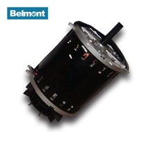 BAM139-4 series 100v ~ 230v Single Phase Asynchronous Paper Shredder Electric AC Motor For Office Equipment