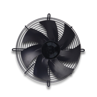 230 V 50 Hz 500 W 930 rpm External Rotor Axial Fan MF099