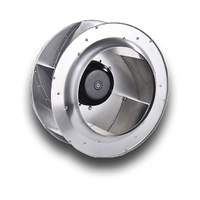 BMF450-GH-B EC Backward curved centrifugal fan