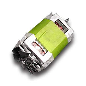 120v ~ 230v Single Phase Asynchronous Paper Shredder Electric AC Motor For Office Equipment MM125