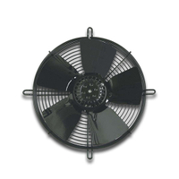 230 V 60 Hz 150 W 1080 rpm External Rotor Axial Fan MF088