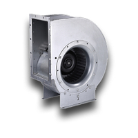 BMF200-GQ EC Forward curved centrifugal fan with volute