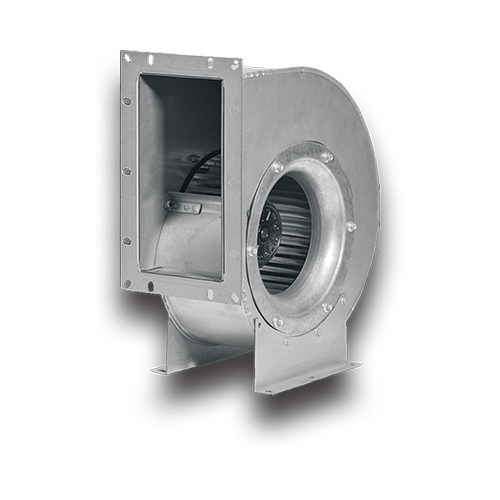 BMF225-GQ AC Forward curved centrifugal fan with volute