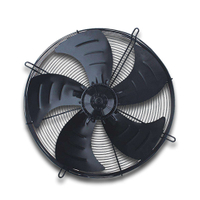380 V 60 Hz 320 W 1060 rpm External Rotor Axial Fan MF079