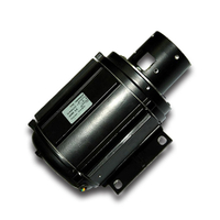 220v Single Phase Asynchronous Electric AC Motor For Office Equipment MM107